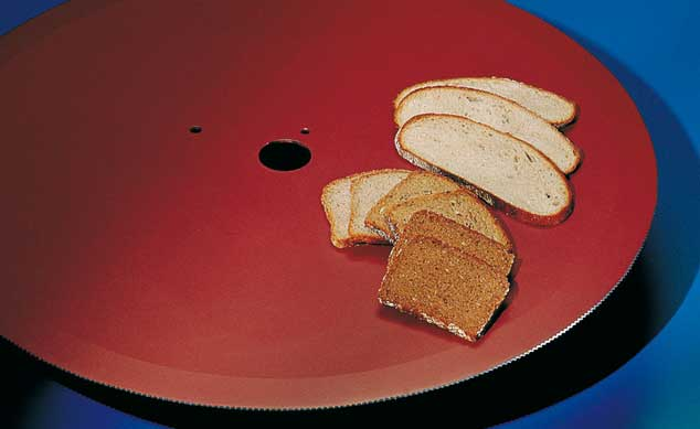 Backwarenindustrie Beschichtung für Messer