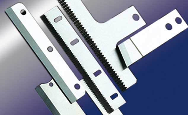 knifes for the packaging industry